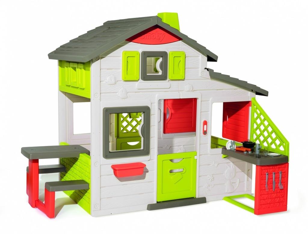 SMOBY Domek Neo Friends z kuchnią