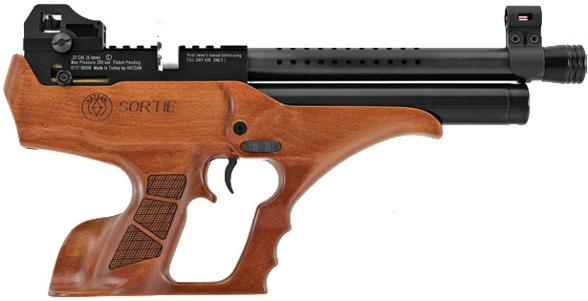 Pistolet wiatrówka PCP Hatsan SORTIE -W 5,5 NOWOŚĆ