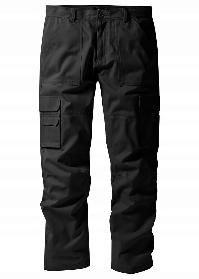 B327 BPC Spodnie bojówki Regular Fit r.52 96-98