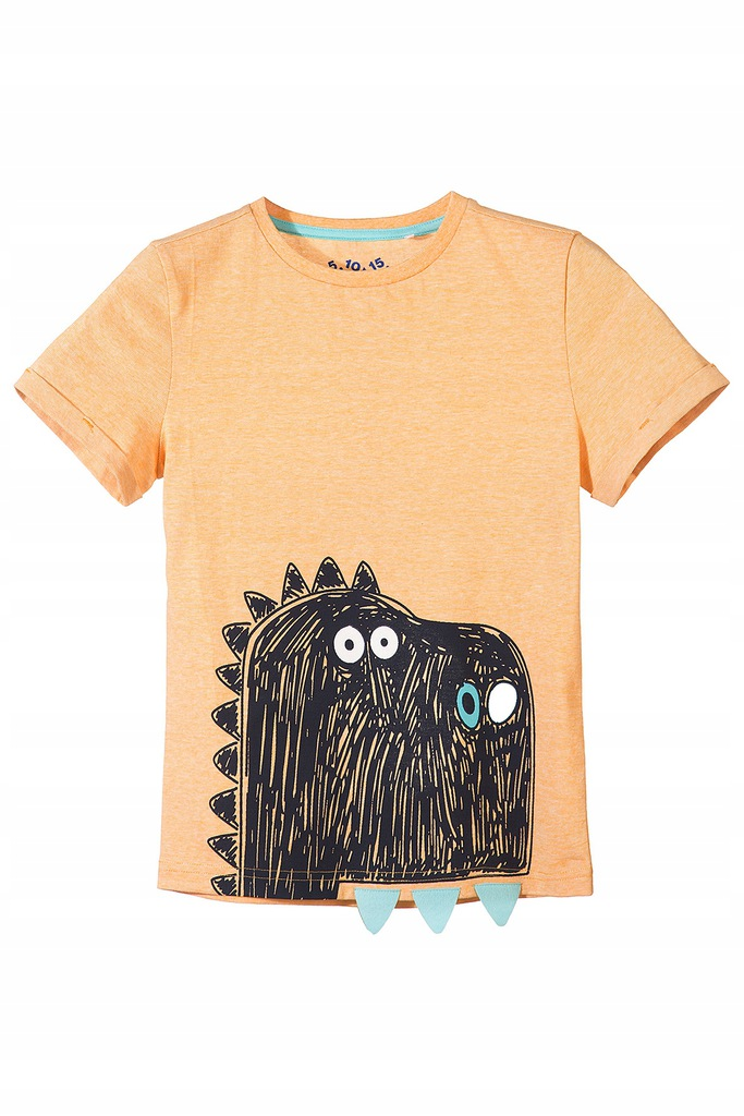 5.10.15. T-shirt dla chłopca 1I3512 92