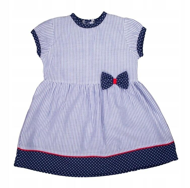 Nicol Sukienka niemowlęca Sailor 62