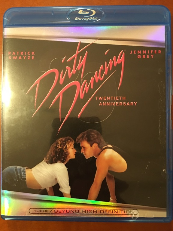 DIRTY DANCING 20th Anniversary Edition - Region 1