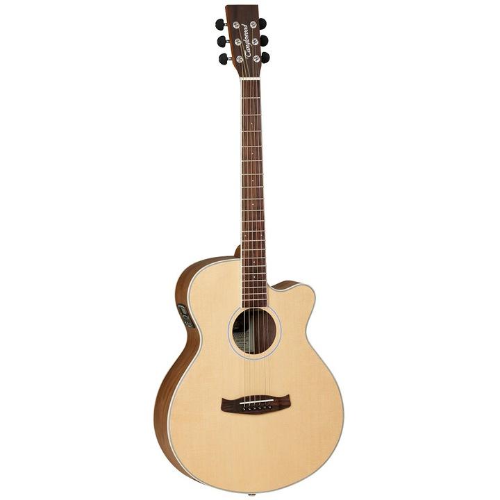TANGLEWOOD DBT SFCE BW - gitara elektro-akustyczna
