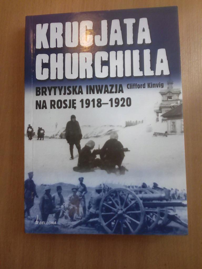 Krucjata Churchilla C. KINVIG