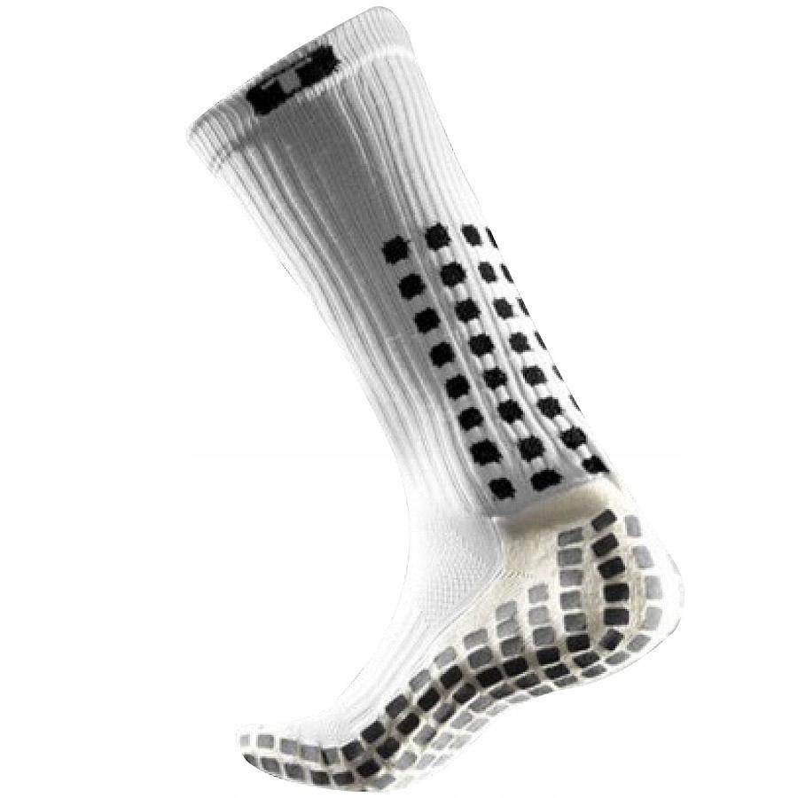 Skarpety piłkarskie Trusox Thin 34-38,5 biały /Tru