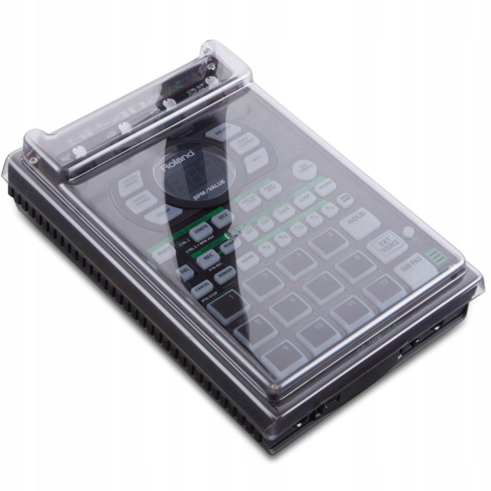 Decksaver Roland SP404, SP404A & SP404SX