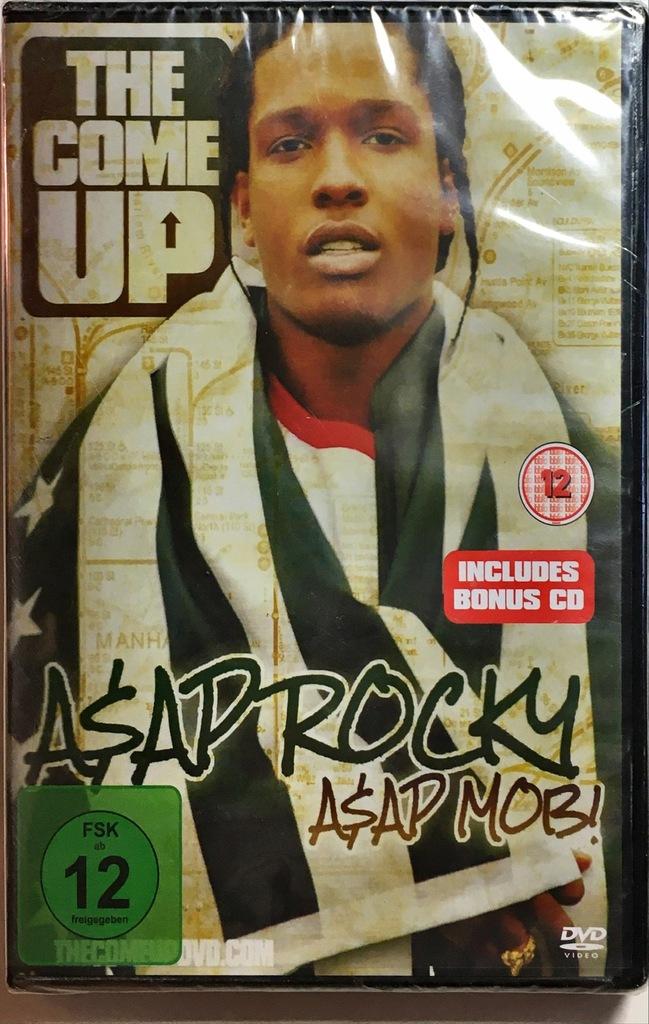 DVD ASAP ROCKY ASAP MOBI ENG