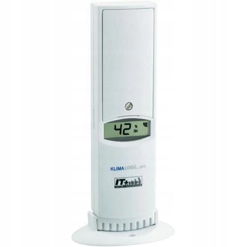 Czujnik wilgotności temperatury, bezprzewodowy TFA