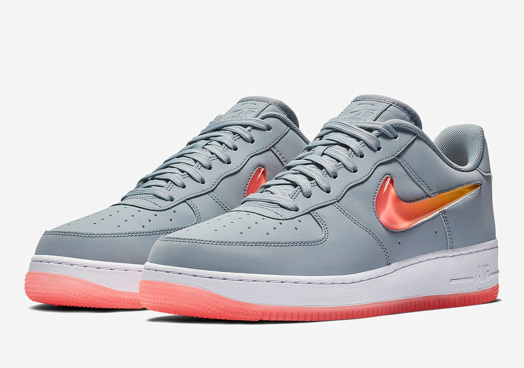 NIKE AIR FORCE 1'07 PRM 2 AT4143 400 R. 44