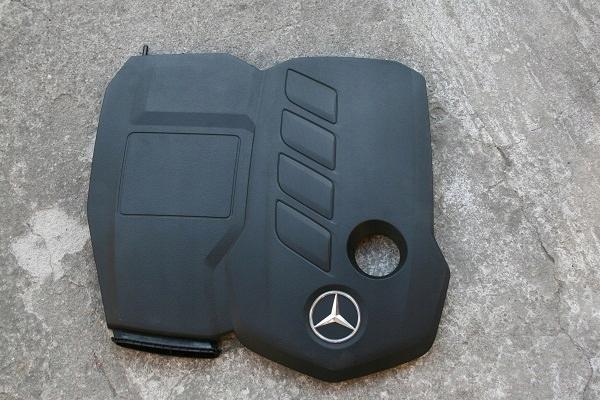 Mercedes-Benz W213 - osłona silnik A6540101703