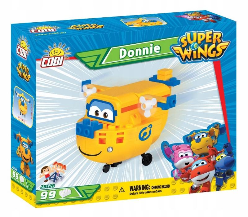 Klocki Super Wings 99 elementów Donnie