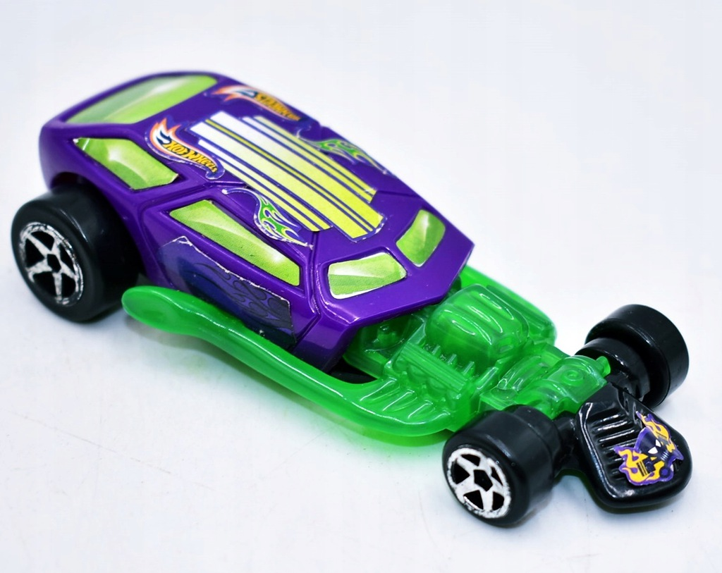 5770-23 HOT WHEELS... k#o BOLID WYSCIGOWY RESORAK