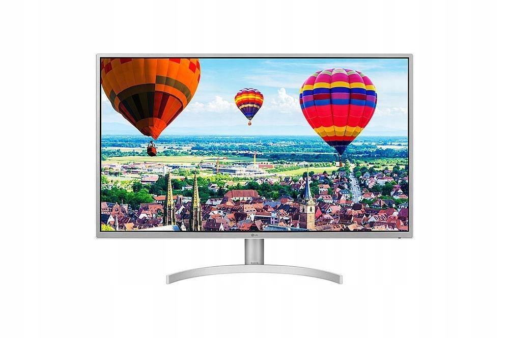 "Monitor LG 31,5"" 32QK500-W 2xHDMI DP MiniDP"