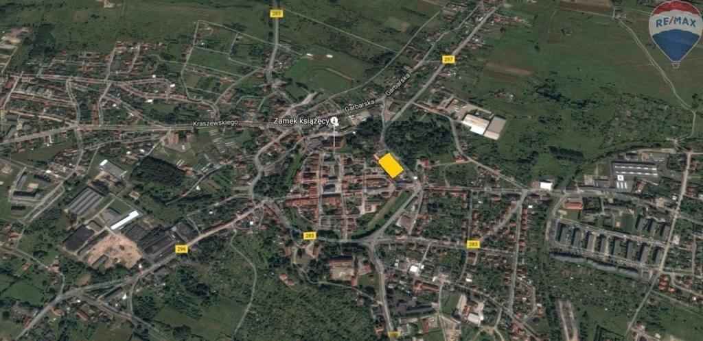 Działka, Kożuchów, Kożuchów (gm.), 3531 m²