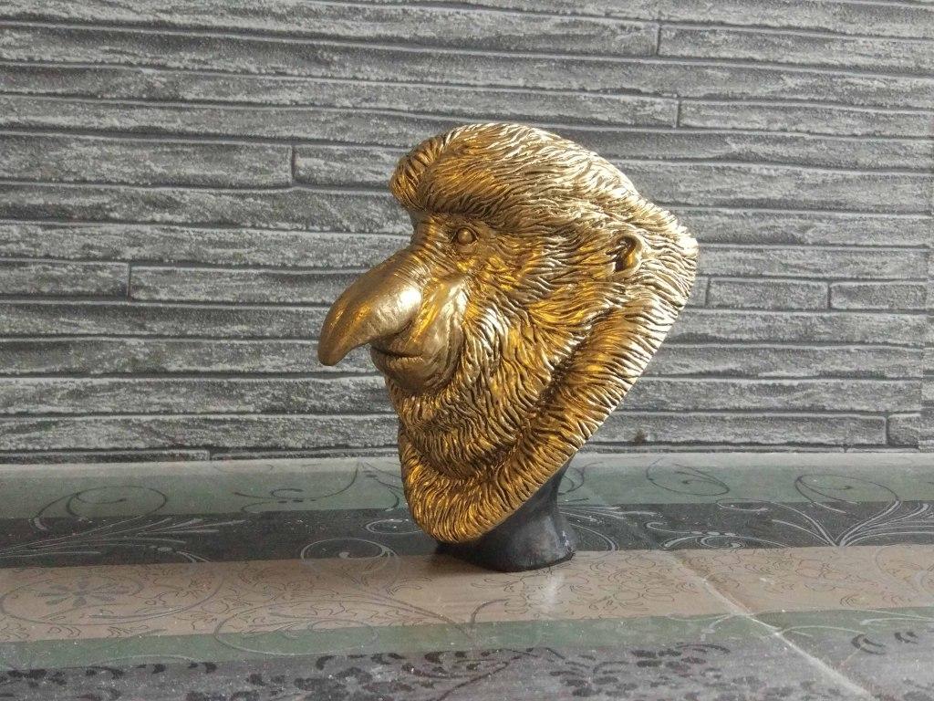 Rzeźba NOSACZ SUNDAJSKI wykonana przez MANKEJ