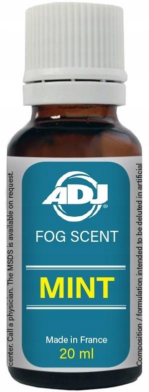 ADJ płyn do wytwornic dymu - zapach mint