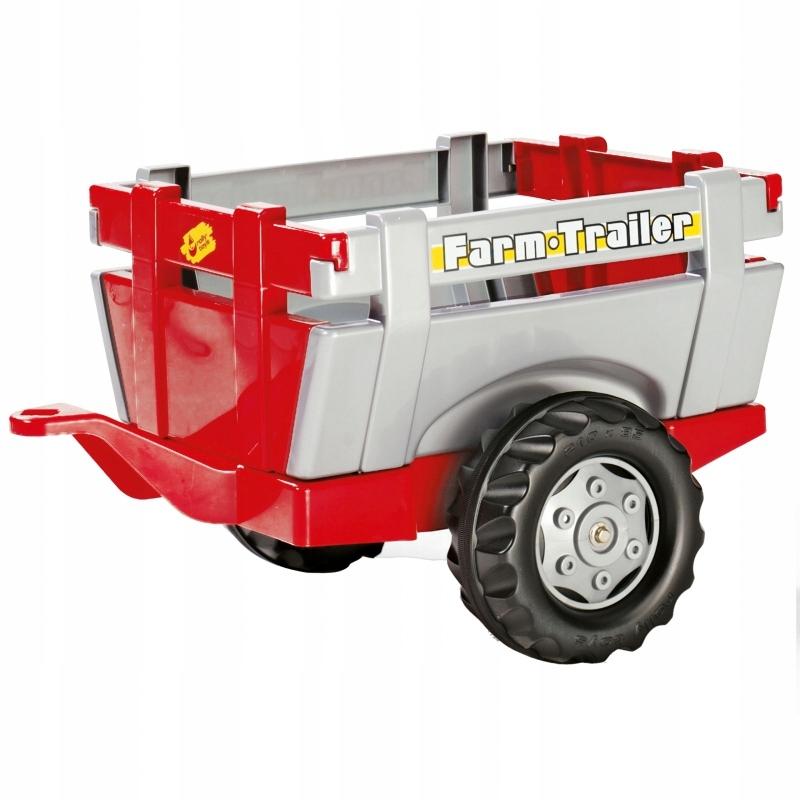 Rolly Toys rollyTrailer Przyczepa do traktora