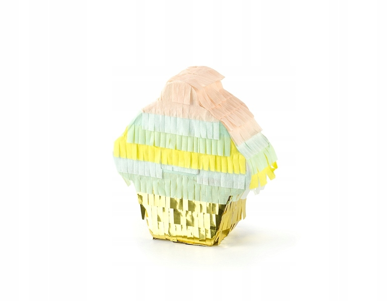 Muffinka, piniata dla dzieci słodka muffinka