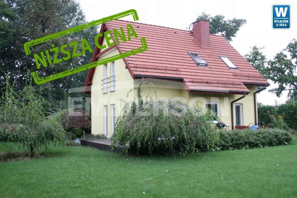 Dom, Smolec, Kąty Wrocławskie (gm.), 120 m²