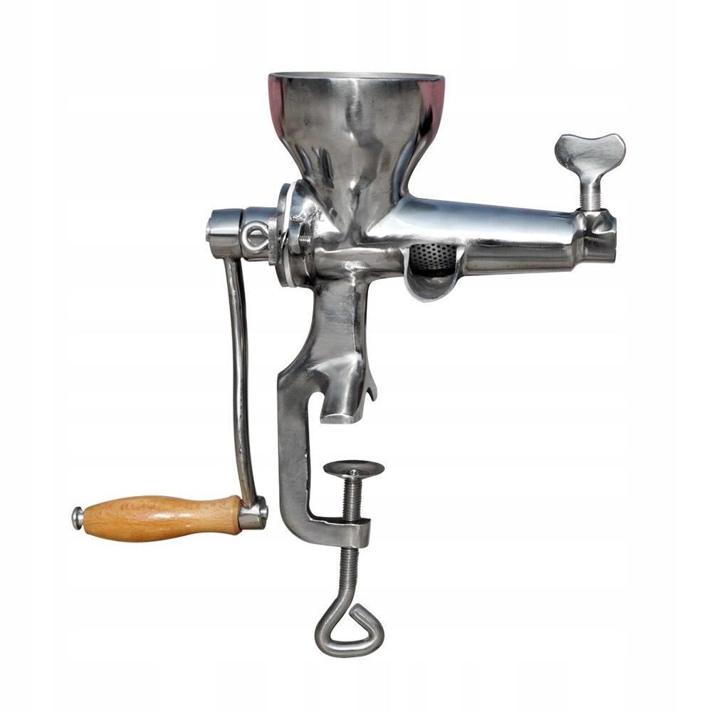 Sokowirówka Wyciskarka ręczna ze stali nierdzewnej