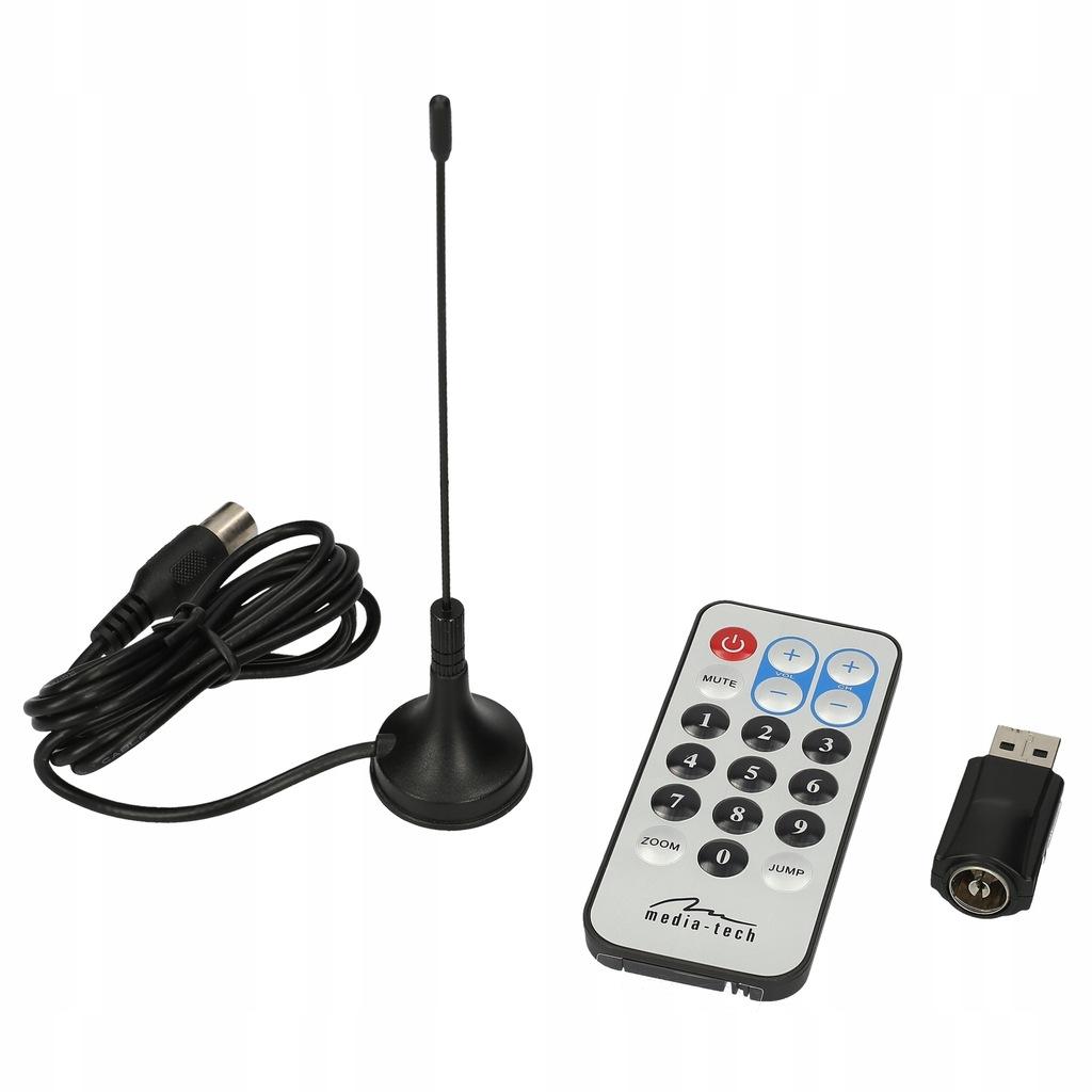 TUNER TV DVB-T NA USB STICK LT MT4171 MEDIA-TECH