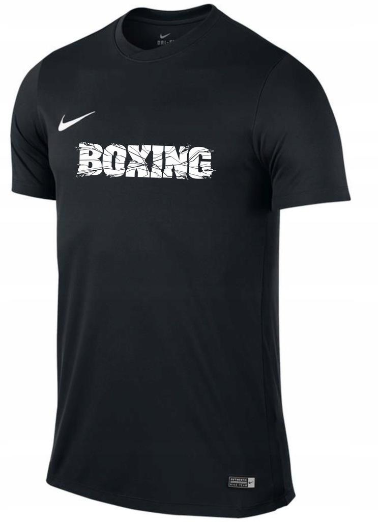 Koszulka Nike Dri-Fit Boxing 725984-010 - M