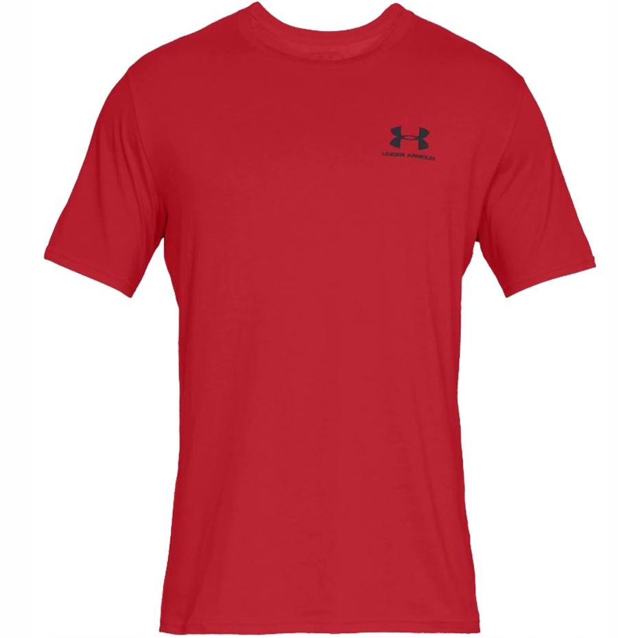 Koszulka męska Under Armour Sportstyle Left M!