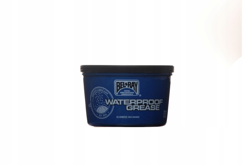 WATERPROOF GREASE BEL-RAY SMAR UNIWERSALNY 454g