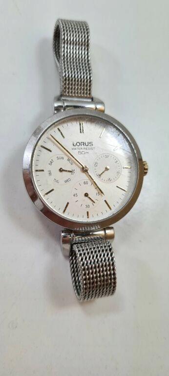 ZEGAREK LORUS VD75-X116 50M