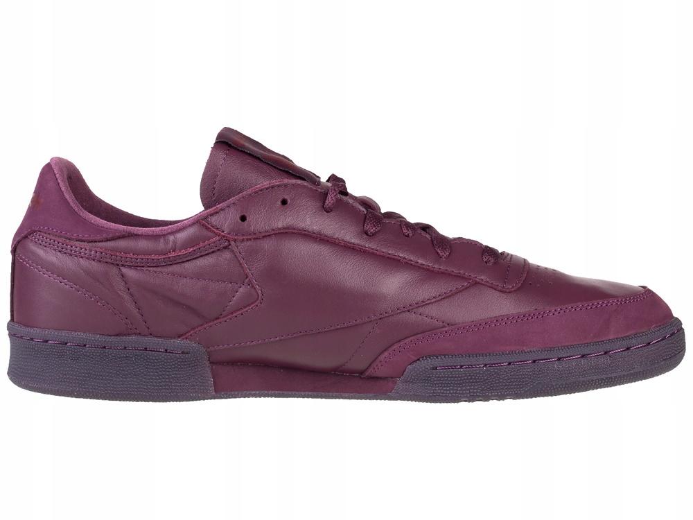 Reebok buty damskie skórzane bordowe BD2530 40,5
