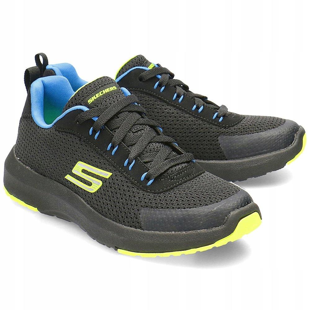 Skechers Nitrode Sneakersy Dziecięce 98150L R.35