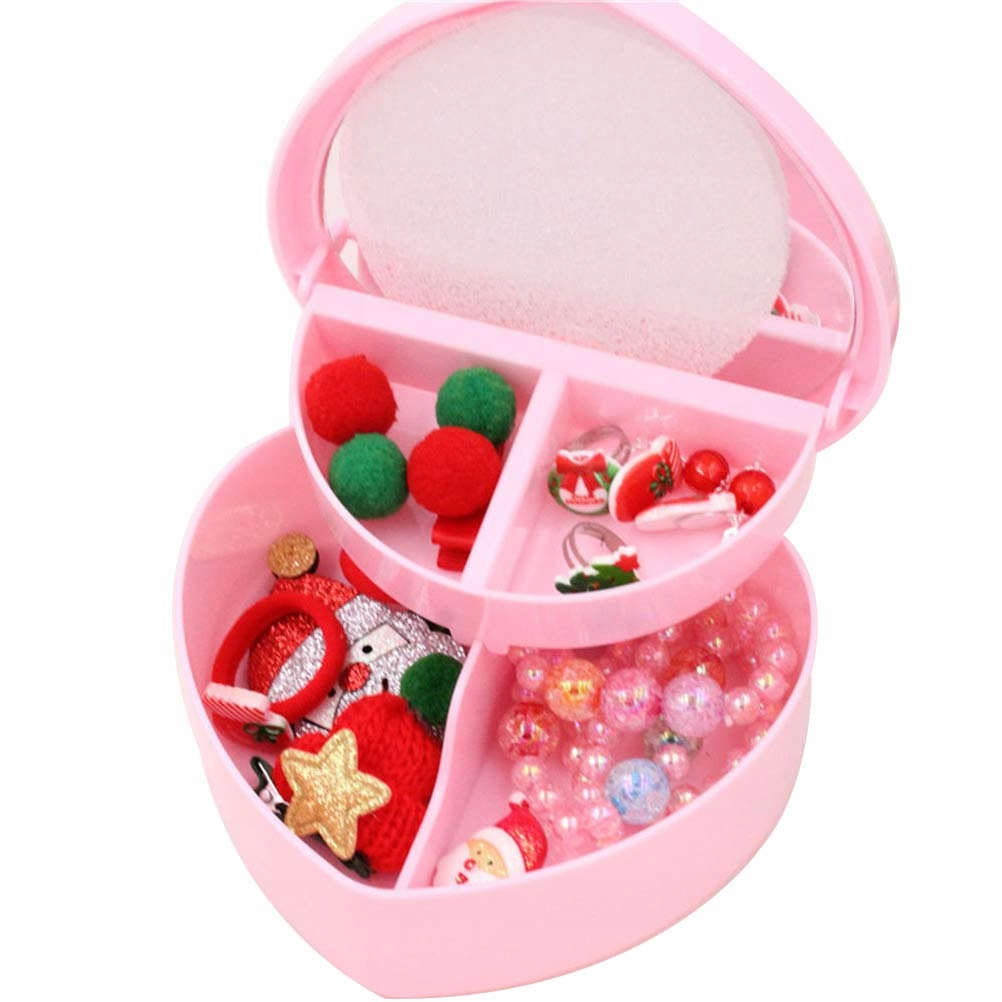 Christmas Jewelries and Hair Accessories Kit Girls