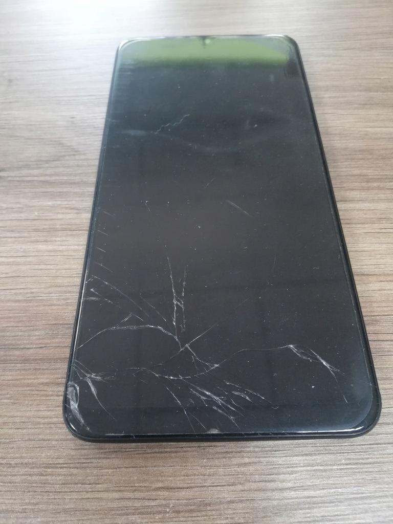 Samsung galaxy a10 oryginalny LCD zbita szybka