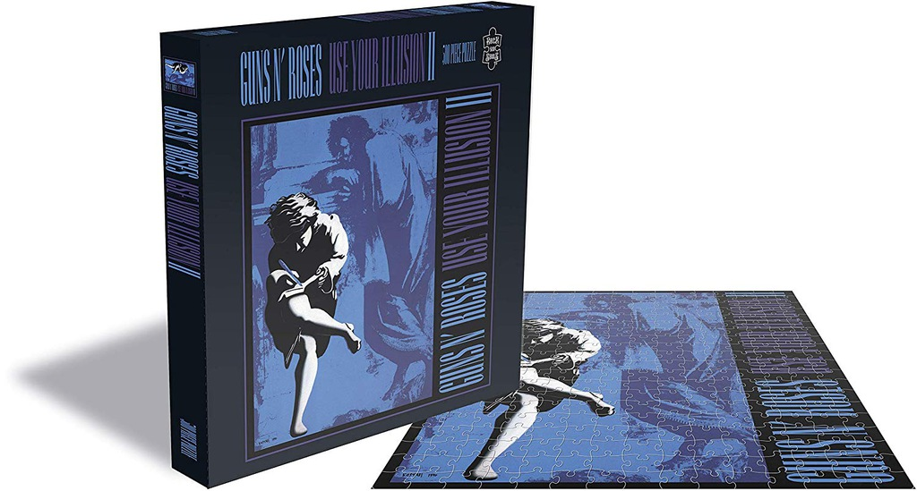 Guns N Roses - Use Your Illusion 2 Puzzle