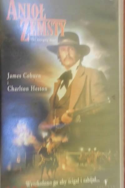 Anioł zemsty - Tom Berenger VHS kaseta