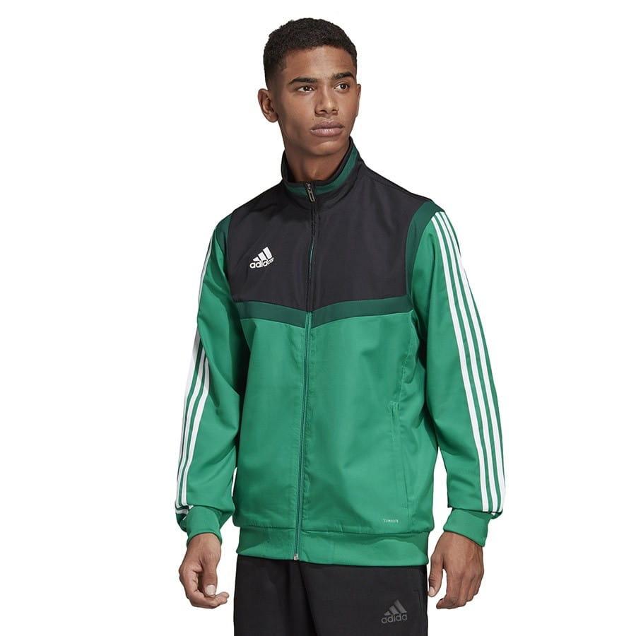 Bluza adidas TIRO 19 PRE JKT DW4788 - ZIELONY; M