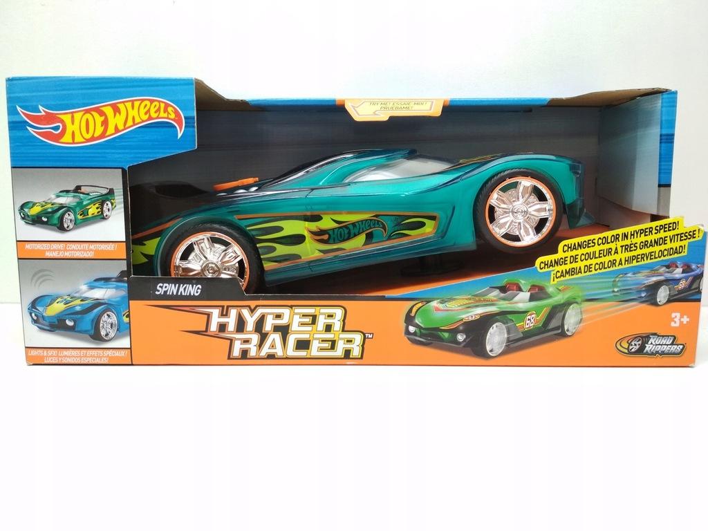 HOT WHEELS HYPER RACER SPIN KING 90532