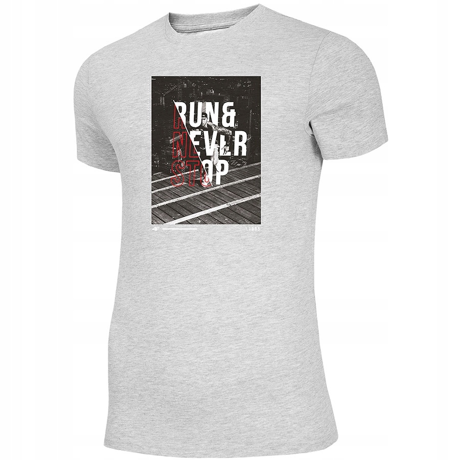 4F *3XL* T-Shirt Męskie