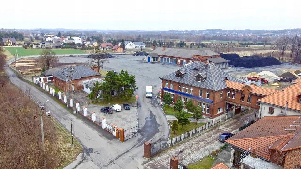 Komercyjne, Gorzyczki, Gorzyce (gm.), 36700 m²