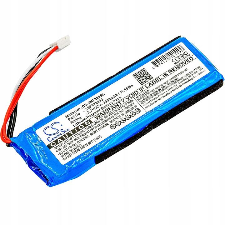 Akumulator Bateria JBL FLIP 3 3000mAh GSP872693