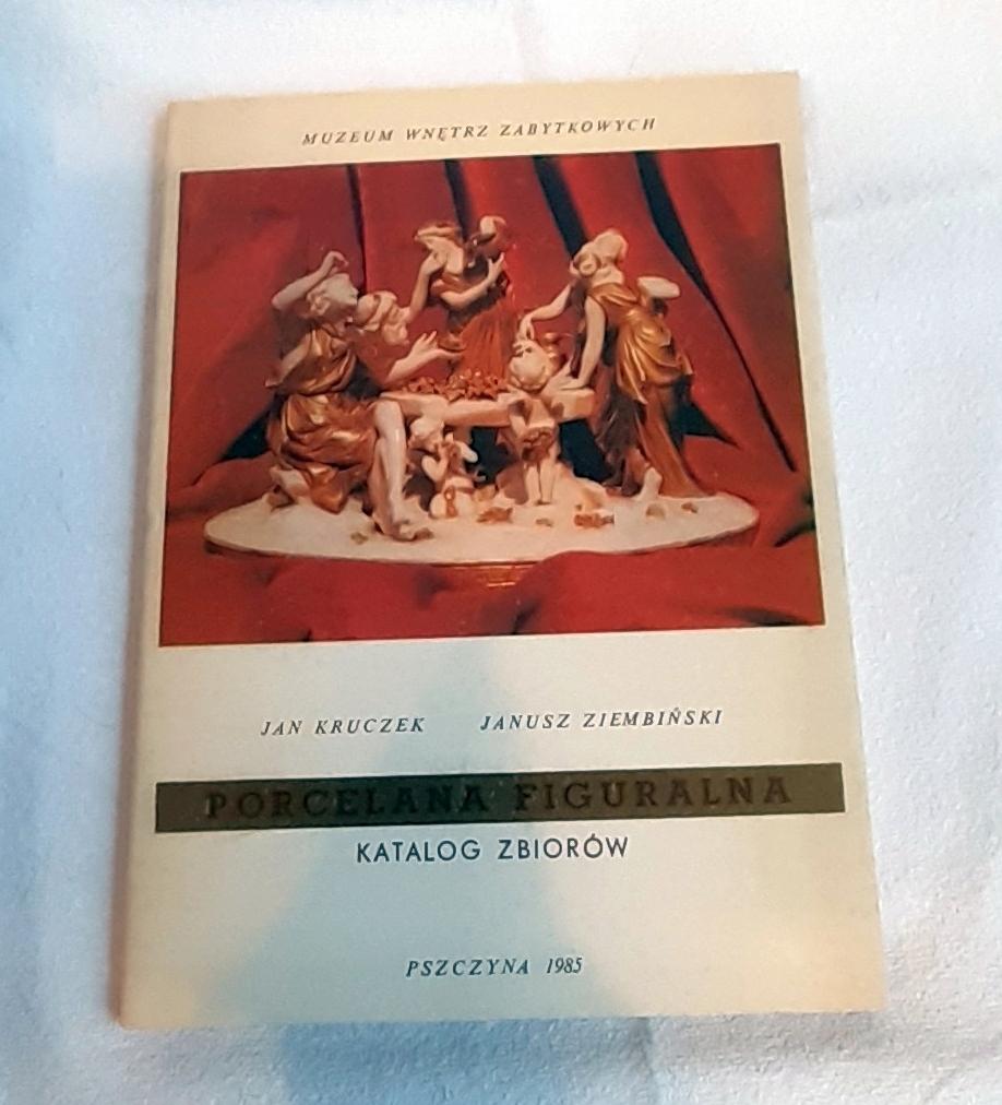 Porcelana figuralna katalog zbiorów Kruczek Ziembi