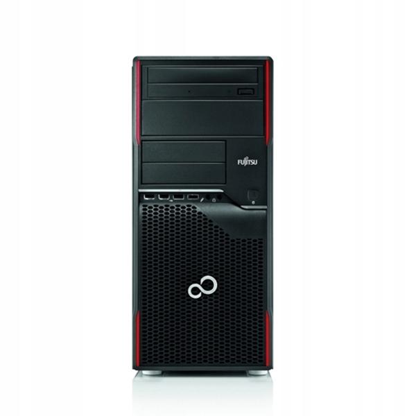 KOMPUTER FUJITSU W530 XEON 32GB RAM SSD projekty