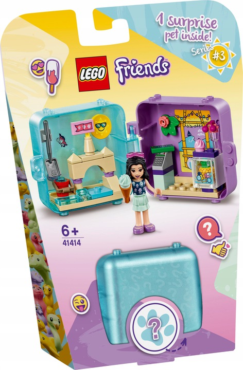 LEGO FRIENDS 41414 Lombard66