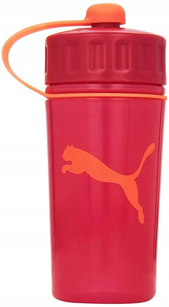 Puma butelka bidon na siłownię 500ml różowy -5 J