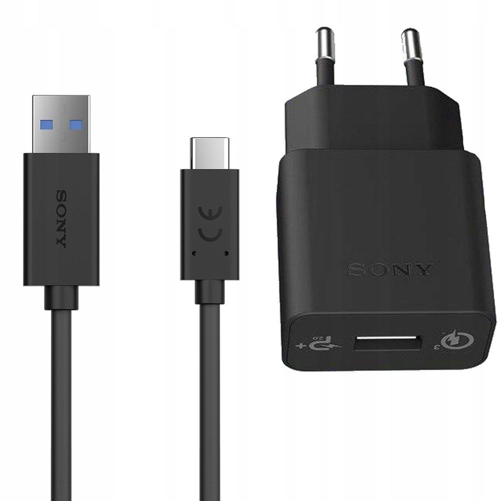 Xiaomi Mi 8 | Ładowarka Sony QC + kabel USB-C 3.1