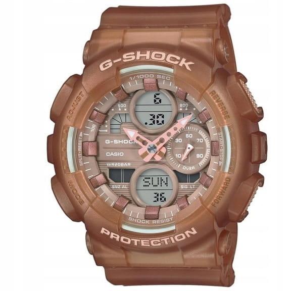 Zegarek damski Casio G-Shock GMA-S140NC-5A2