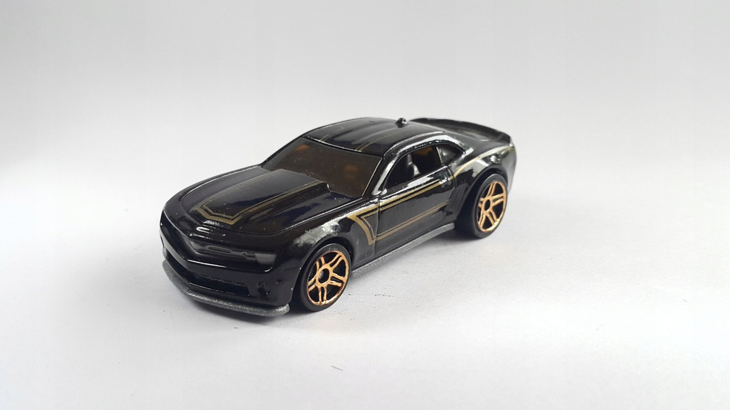 HOT WHEELS CHEVROLET CHEVY CAMARO SPECIAL EDITION