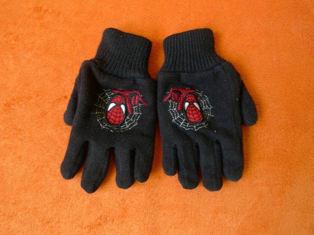 rękawiczki Marvel Spiderman