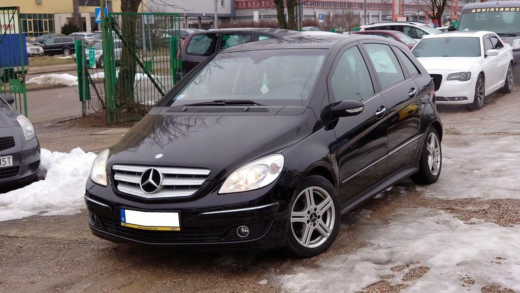Mercedes-Benz B 200 CDi 140KM