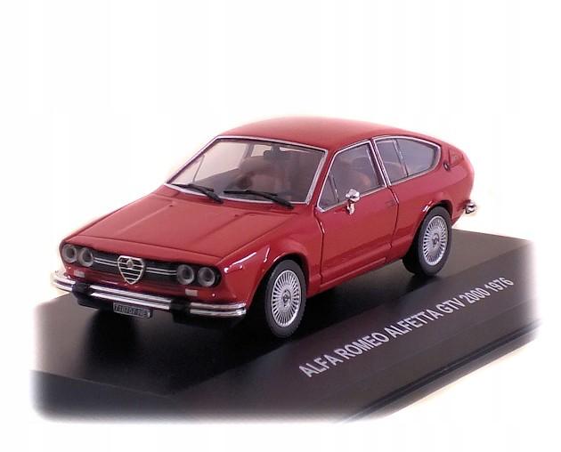 Alfa Romeo Alfetta Gtv 2000 1976 Edison 1 43 7428424471 Oficjalne Archiwum Allegro